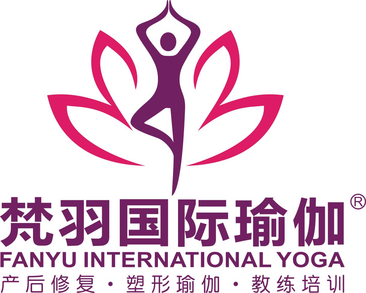 梵羽瑜伽logo